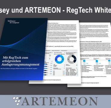 McKinsey und ARTEMEON veröffentlichen RegTech White Paper